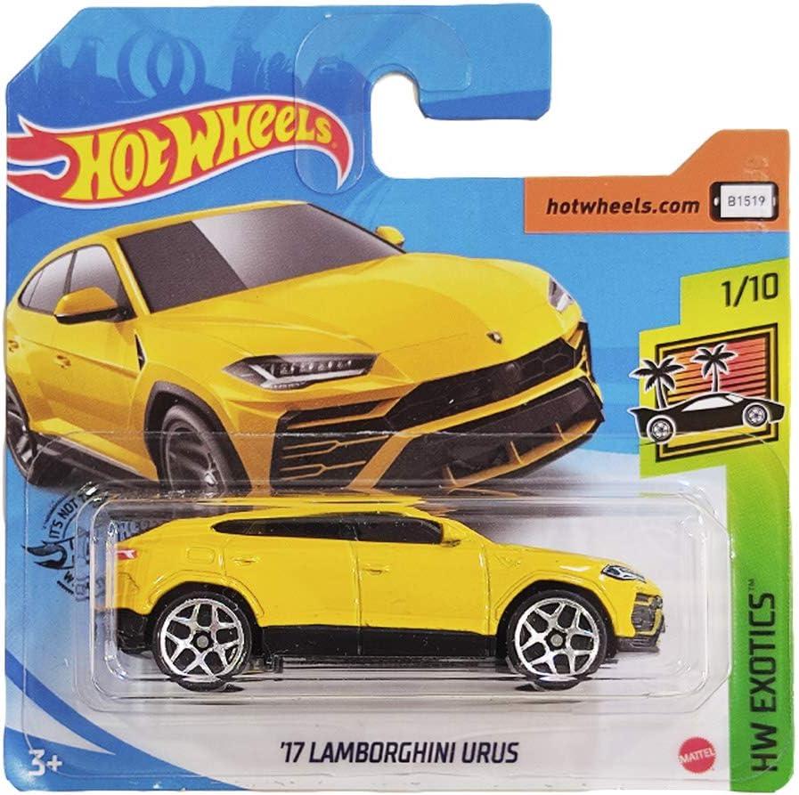 2020 213//250 Hot Wheels 17 Lamborghini Urus HW Exotics 1//10