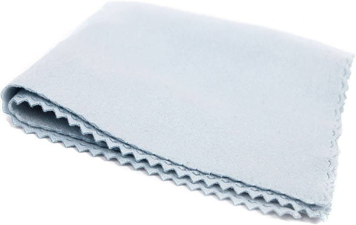 DURAGADGET Gamuza Limpiadora para Reproductor de MP3 VicTsing GEPA080AB | AGPtek R2 | A02 | KLANGTOP | Etekcity BK8 | Swees