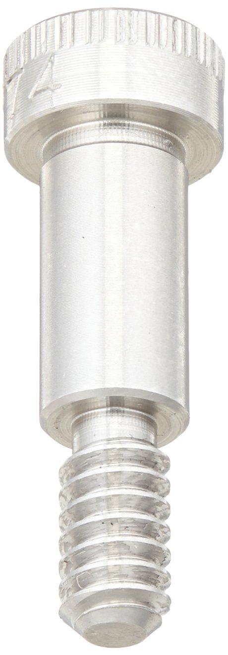 Standard Tolerance Hex Socket Drive 1//4 Shoulder Diameter #10-24 Thread Size Meets ASME B18.3 Socket Head Cap 1//2 Shoulder Length 1//4 Shoulder Diameter 1//2 Shoulder Length Auccurate Manufacturing STR74414C08 17-4 PH Stainless Steel Shoulder Screw