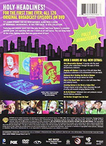 Batman: The Complete Series at Gotham City Store