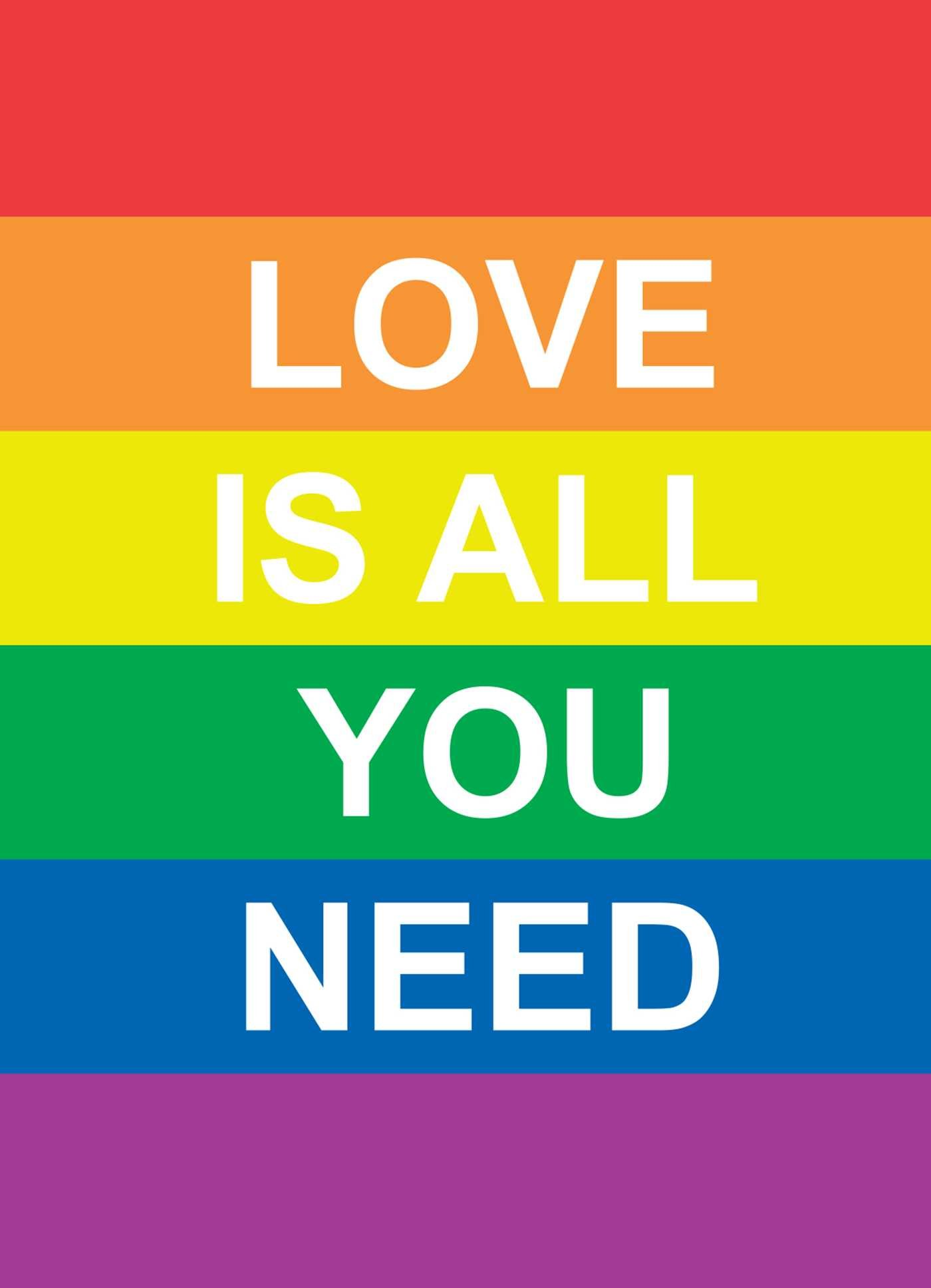 Read Online Love Is All You Need PDF