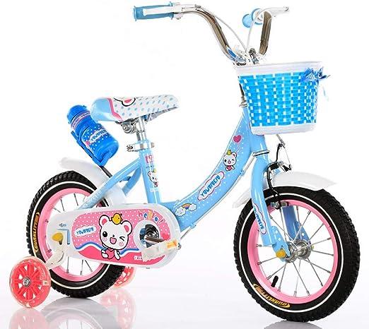 Defect Bicicletas Infantiles Coche de niña 3-7 años de Edad los ...