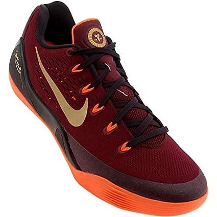 buy online 8aaea effe2 Image Unavailable. Image not available for. Color  Nike Men s Kobe IX Deep  Garnet 1996 Basketball Shoe 646701-678 ...