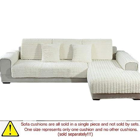 Amazon.com: BATSDCB - Funda de sofá de peluche para sofá en ...