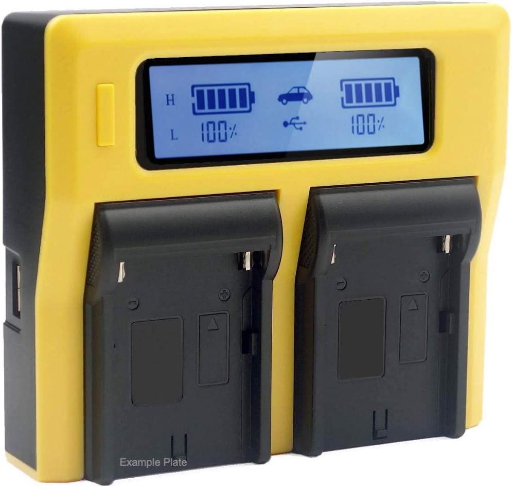 Cargador de batería de viaje para Fujifilm NP-W126 sustituye Fujifilm BC-W126
