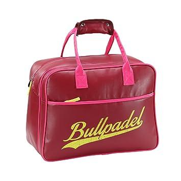 Bull padel BPB16002 - Bolsa, Color Vino Burdeos, 41x30x18 cm: Amazon.es: Zapatos y complementos