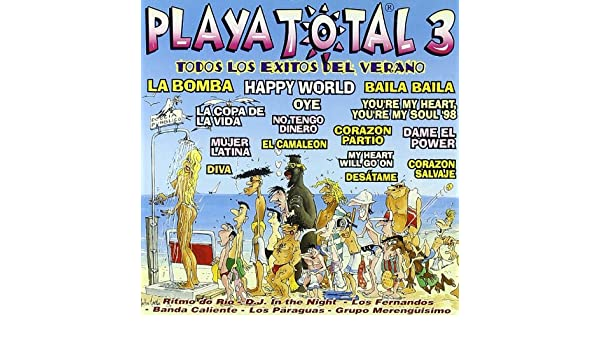 - Playa Total 3 (Eco) - Amazon.com Music
