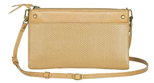 Amazon.com: Sonder piel Crossbody cartera bolso por mofé ...