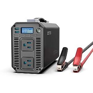 BESTEK 1000W Pure Sine Wave Power Inverter
