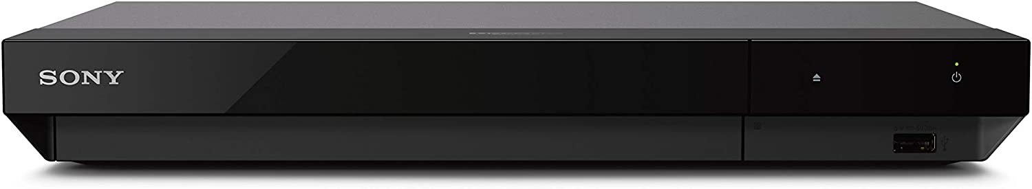 Sony UBP- X700M 4K Ultra HD Home Theater Streaming Blu-ray Player with HDMI Cable