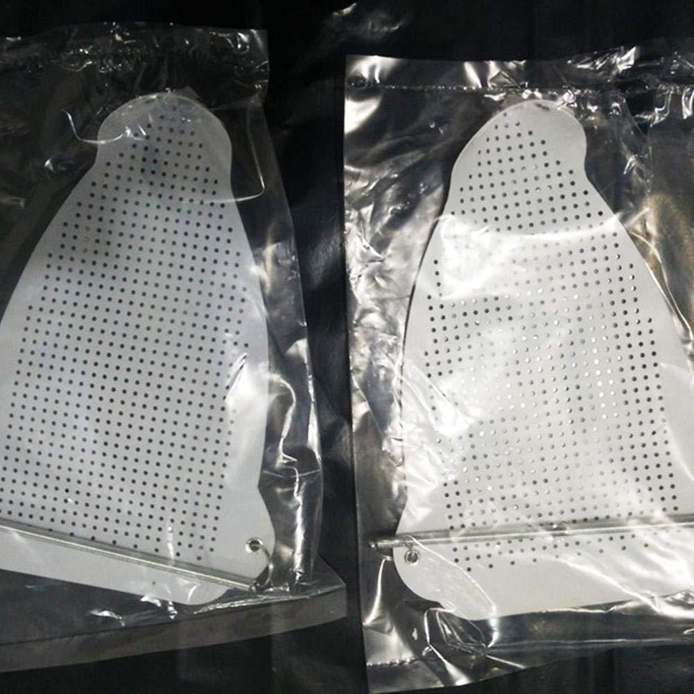 T/éflon Coque Fer /à Chaussures /électrique utilis/é pour Fer /à Repasser cuckoo-X T/éflon Fer Housse de Protection Tapis