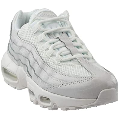 buy popular f1b1f 58821 Nike Women s WMNS AIR MAX 95 PRM Trainers, Vast Grey Summit White 102,