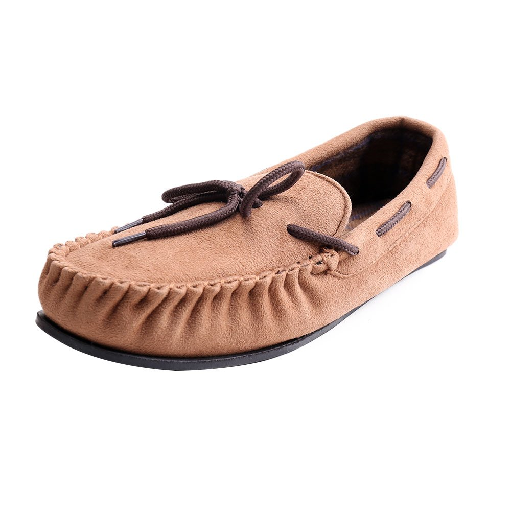 WILLIAM& KATE Hommes Slipper Indoor Men 's Simple Casual Chaussures de Marche Confortables