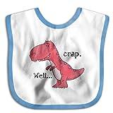 HSX Tees Men's Well Crap Roll Paper T-Rex Dinosaur
