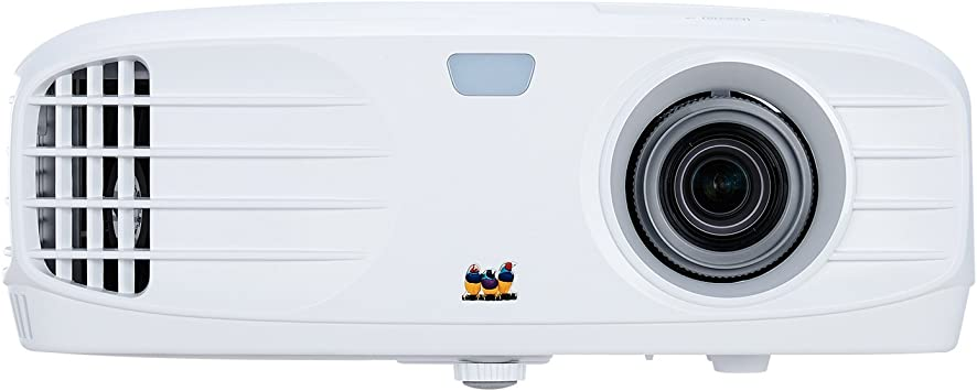 ViewSonic PG705HD 4000 Lumens Full HD 1080p HDMI Networkable Projector for Home and Office
