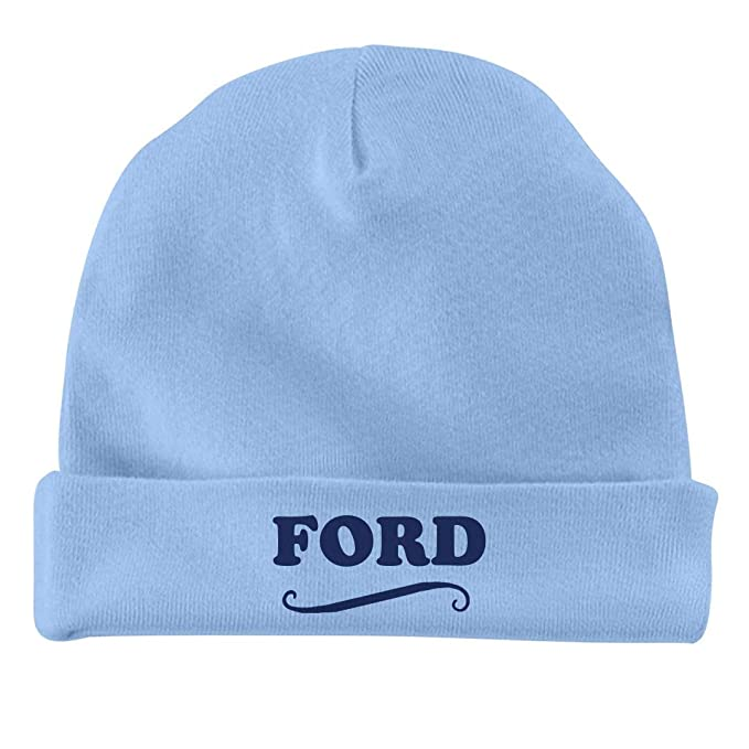 Amazon.com  Adorable Baby Boy Ford Gift  Infant Baby Hat  Clothing 3dcde1ce1b2