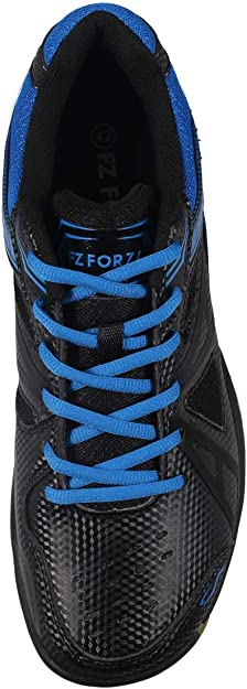 tennis etc. suitable for squash for men badminton Indoor shoe Extremely FZ FORZA black