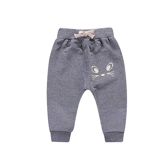 Pantalon Bébé Garçon Fille Sunenjoy Sarouel élastique
