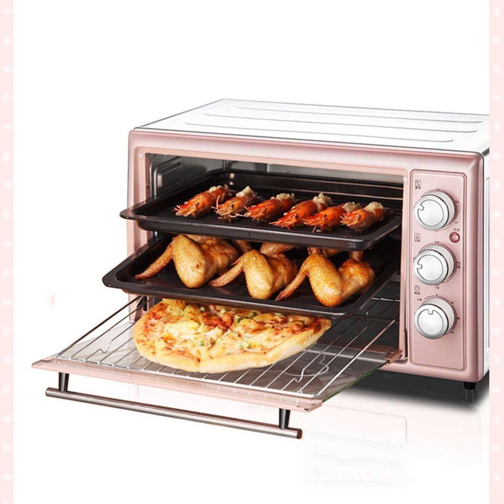 PANGU-ZC オーブン多機能電気オーブンホームベーキングギフトミニオーブン -オーブン 5863 B07SMR43L9