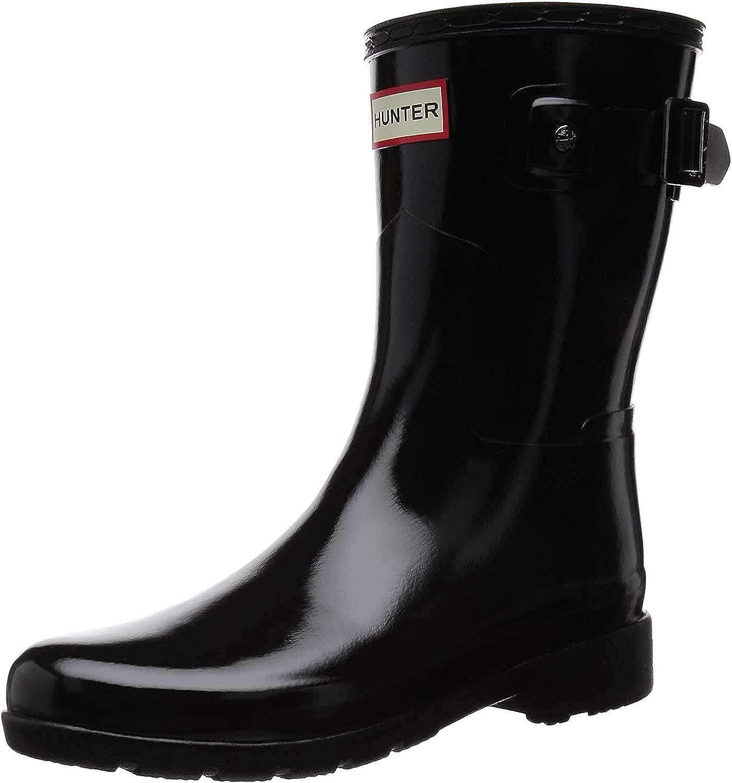 Original Refined Short Gloss Boots