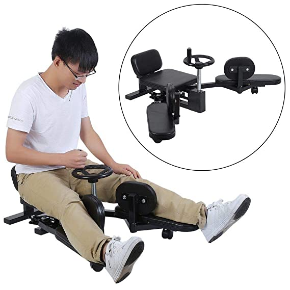 Amazon.com : SD Life Pro Wheel Leg Stretcher Stretching ...