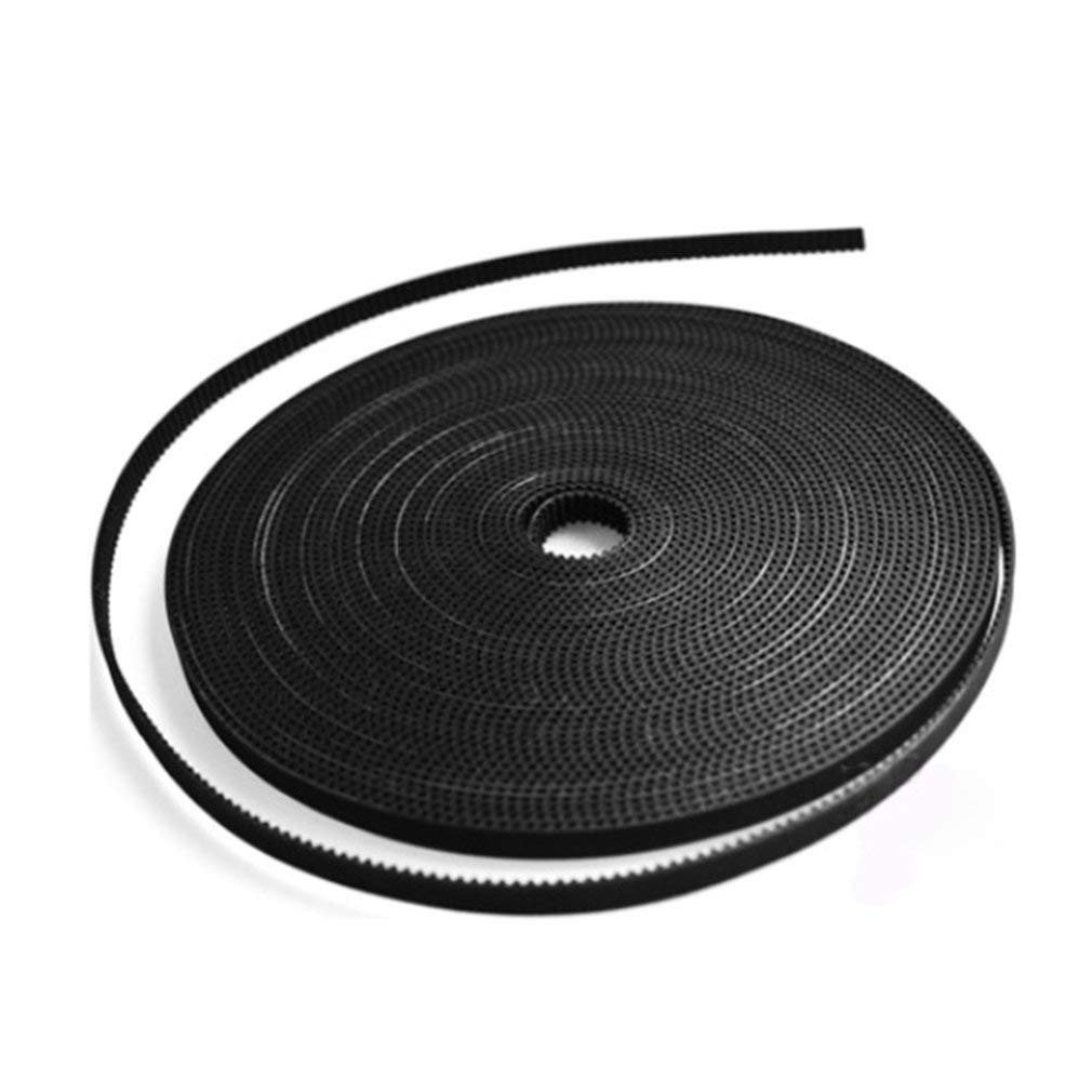 1.7M//lot 3D Printer Part Accessory GT2-6mm PU with Steel Core GT2 Open Timing Belt Wide 6mm for RepRap Mendel Rostock