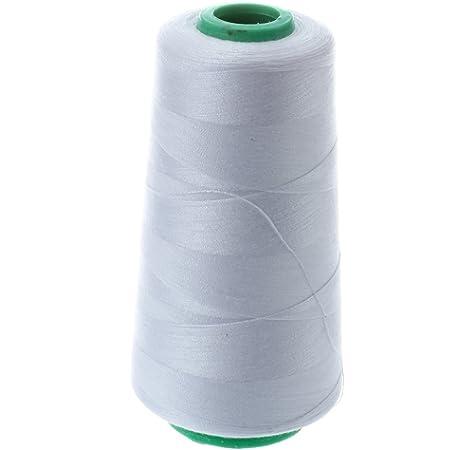 Ropa Goma El/ástica Costura para DIY 25Metros Cuerda El/ástica 3mm Ancho Cord/ón El/ástico Cintas El/ásticas para Costura Accesorios Manualidades ect Blanco