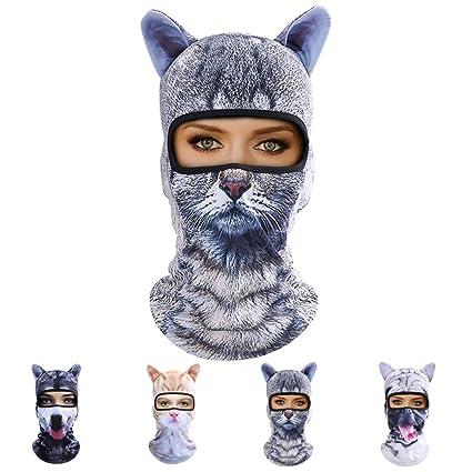 Amazon.com  Outgeek Cat Mask 54d319d0ad