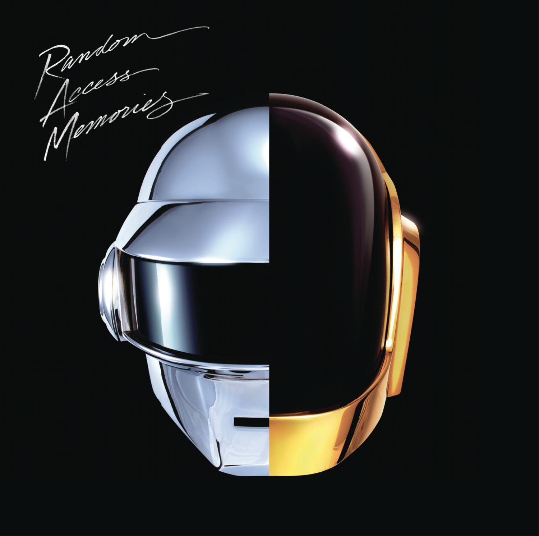 Image result for Random Access Memories - Daft Punk