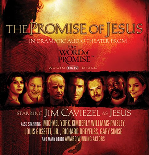 Download The Promise of Jesus: God's Redemptive Story in Dramatic Audio Theater from the Word of Promise PDF