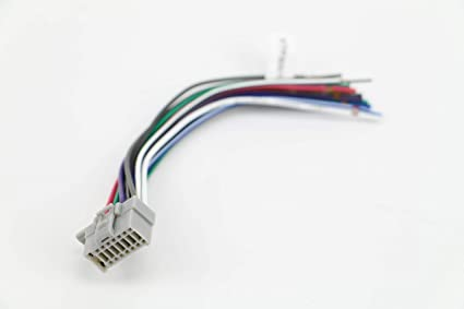 image unavailable  image not available for  color: xtenzi car radio wire  harness compatible with alpine
