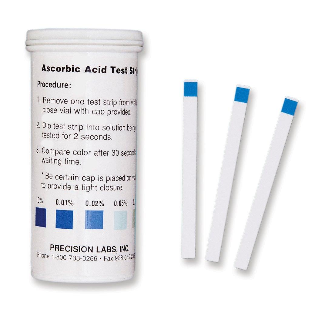 Neo Sci Vitamin C Food Test Strip (Pack of 50)