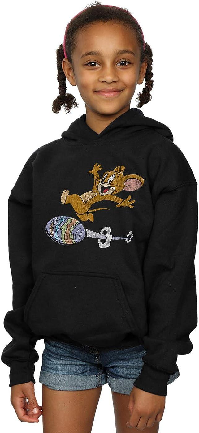 Tom and Jerry Girls Egg Run Hoodie