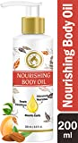 Mom & World Mother Nourishing Body Oil - 200ml - Complete Moisturising, 100% Pure Oils