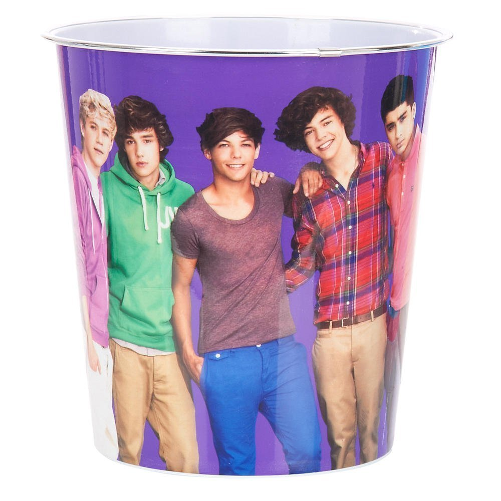 1D Wastebasket One Direction JF00930TRU