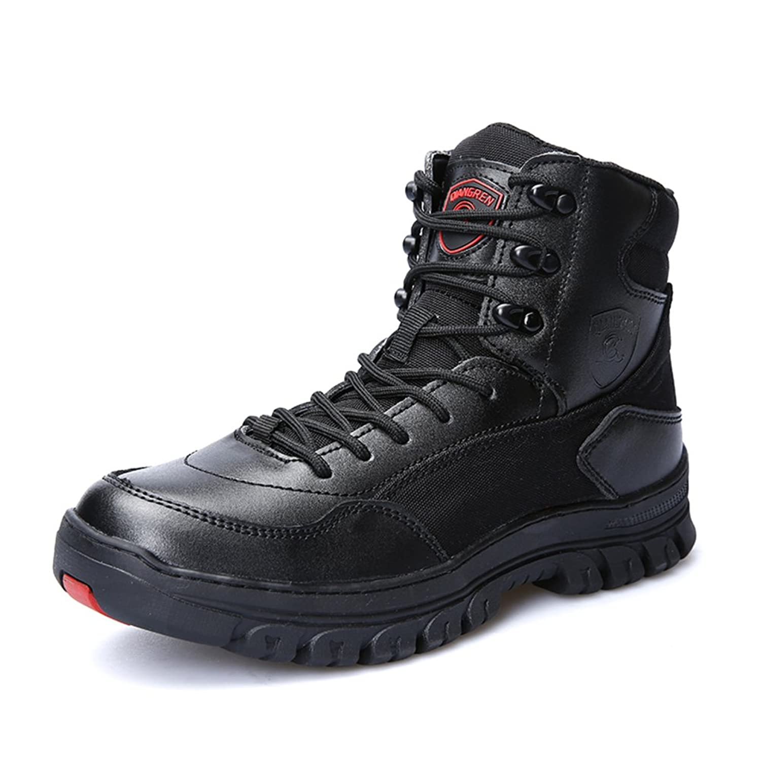 autumn man shoes/Martin breathable outdoor boots/thin Boots