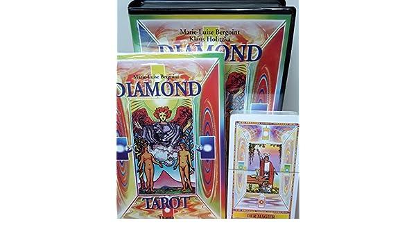 Diamond Tarot: Amazon.es: Marie-Louise Bergoint: Libros en ...