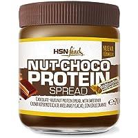 Crema Hiperproteica de Cacao y Avellanas de HSN