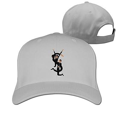Hittings Unisex YSL Yves Saint Laurent Saint Cotton Snapback Baseball Cap  Hip Hop Hats Ash a9db715d6a4