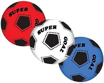 Balón de fútbol Super Goal Balones PVC Colores Surtidos PS 06720 ... 870eb156fcca8