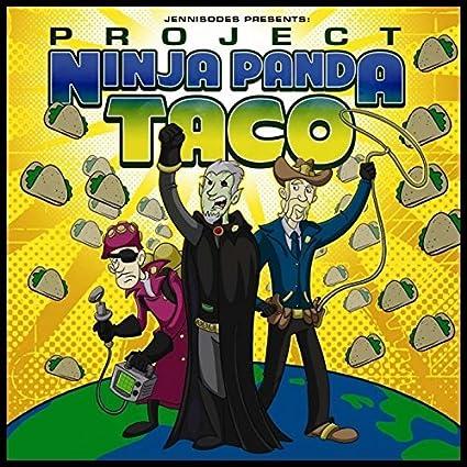 Amazon.com: RPG Book Project Ninja Panda Taco: Toys & Games