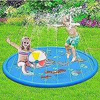Harddo Splash - Alfombra de Juego, para Exterior, para Saltar y ...