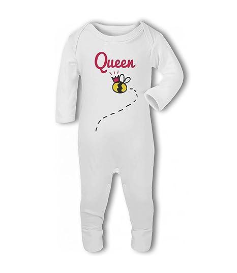 Queen Bee - Traje de pelele para bebé Talla:6-12 meses