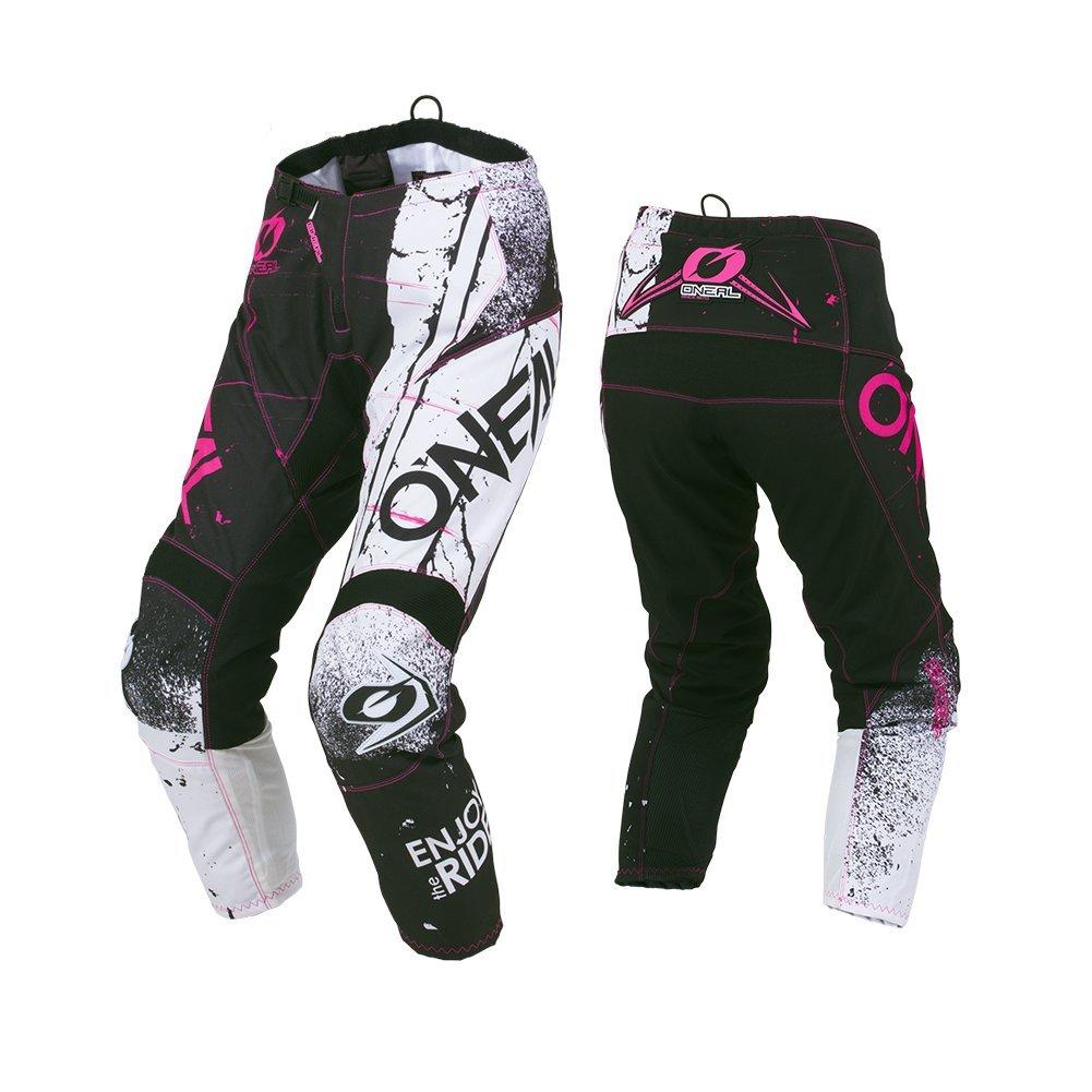 O& 039;Neal Element ShROT Damen Motocross Hose Rosa DR Enduro DR Rosa DH MTB All Mountain Bike, 010E-7, Größe 36 1836f4