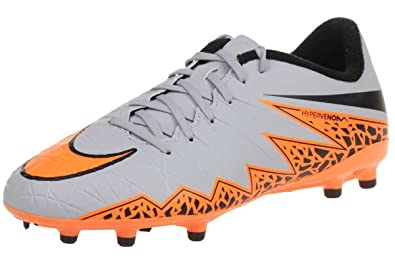 8069fad54398 Nike Boys  744943-080 Football Boots Wolf Grey 13.5 UK Child Grey Size
