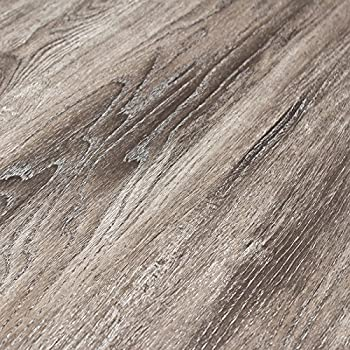 12mm Laminate Flooring gunstock rocky mountain collection 12mm laminate flooring Timeless Designs Wirebrushed Grey 12mm Laminate Flooring With 2mm Attached Foam Backing Cs13012 Sample