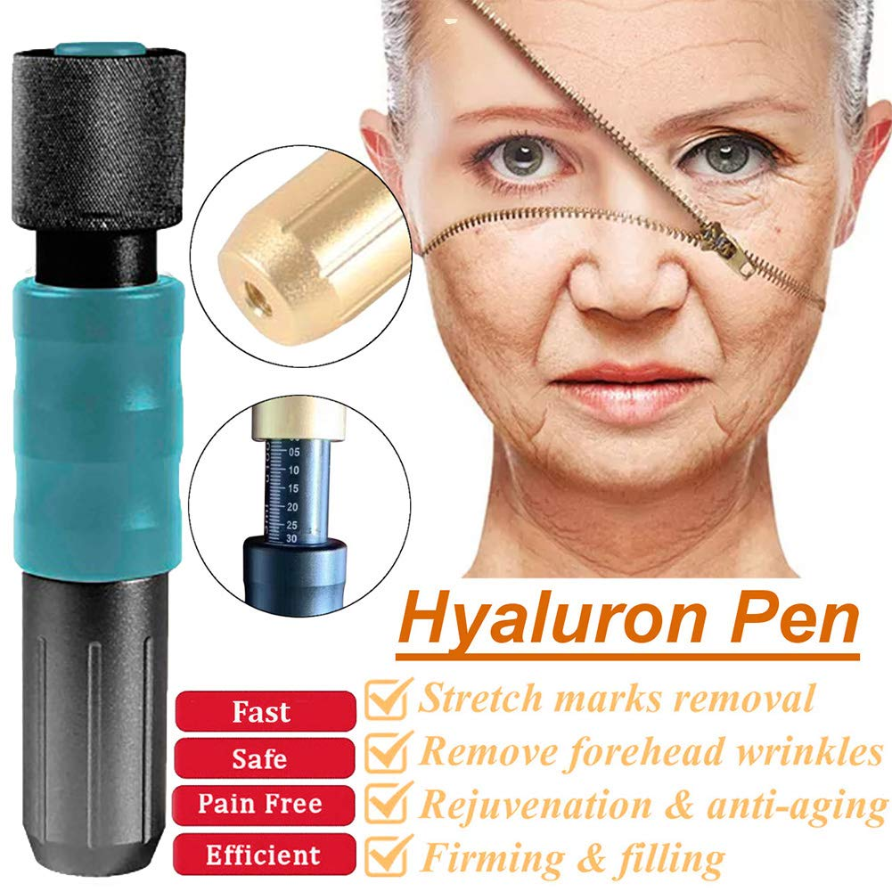 XHH Lip Injection Hyaluron Penhyaluronique Pen Hyaluronic Injection Pen Massage Atomizer Pen Kit Anti Wrinkle Lifting Lip Hyaluron