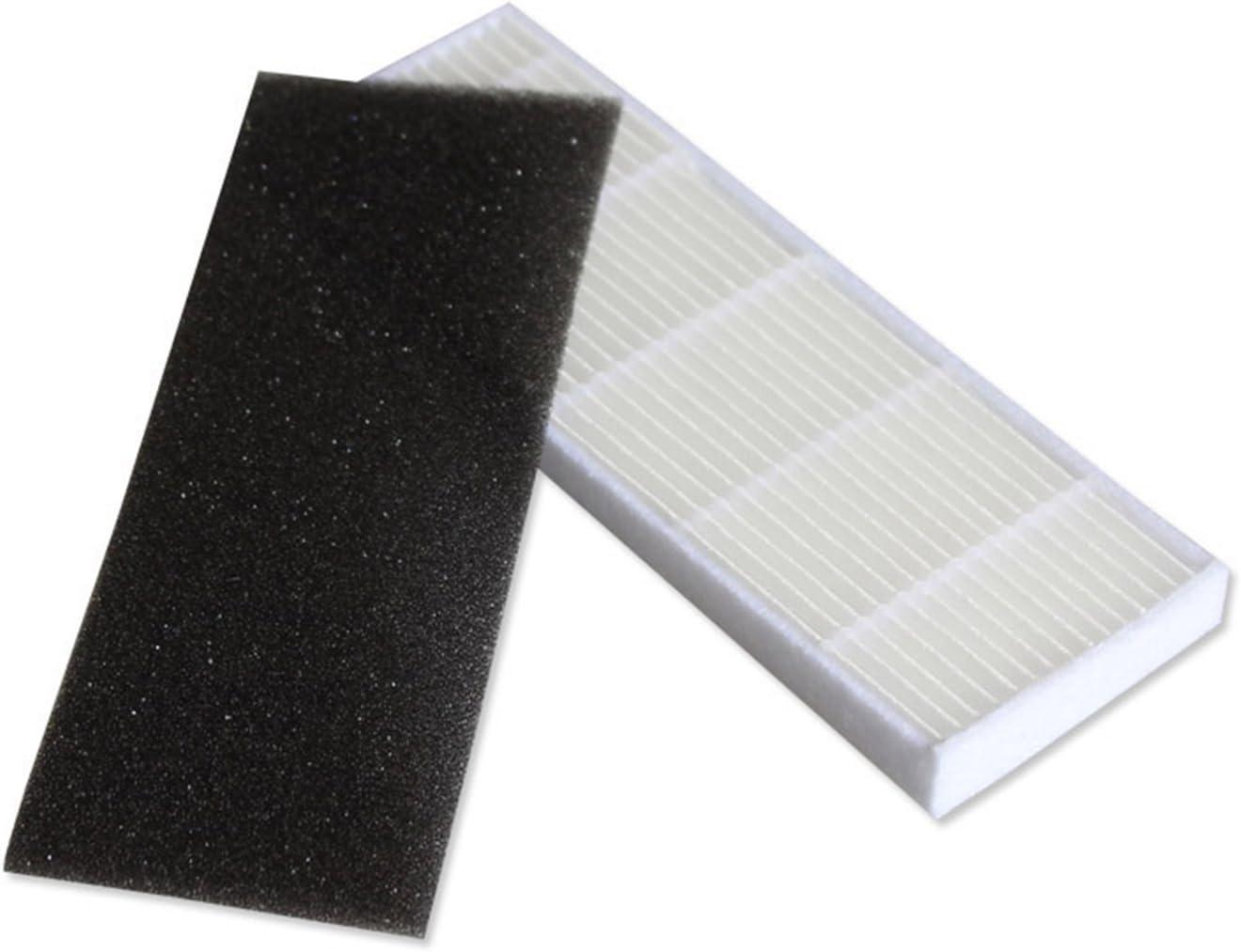 reyee 1 * principal cepillo + 5 * Filtro HEPA + 5 * esponja + 10 ...