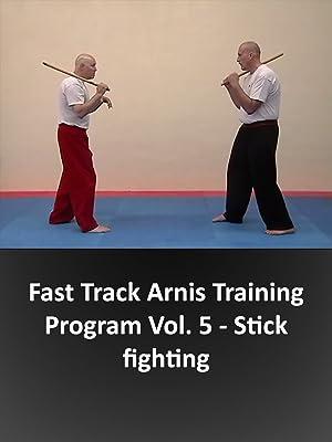 Amazon com: Watch Fast Track Arnis Training Program Vol  5