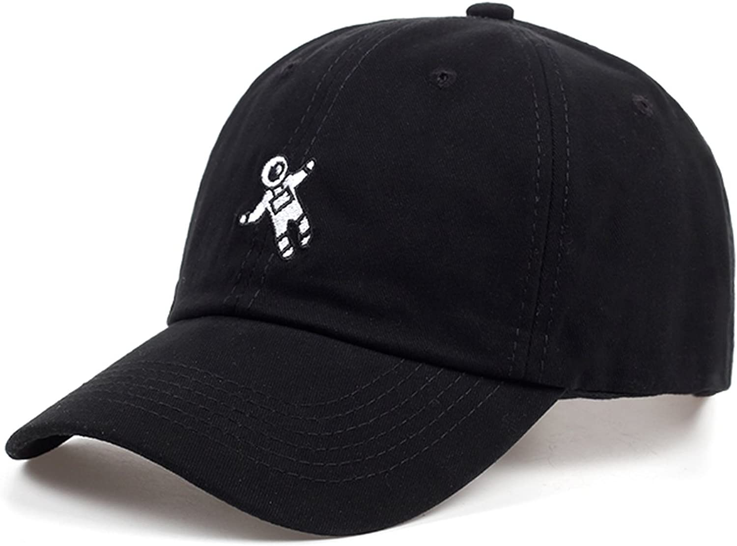 Ron Kite Unisex Fashion dad hat Astronaut emberoidery Baseball Cap 4 Colors Available Hats hat caps
